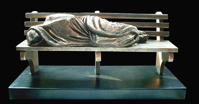 homeless jesus 1